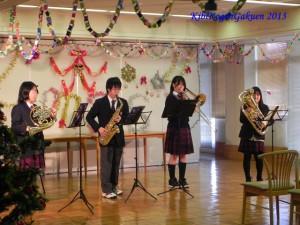 12/12リハビリテーションセンタークリスマス会