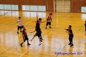 4/29バスケットボール部合宿