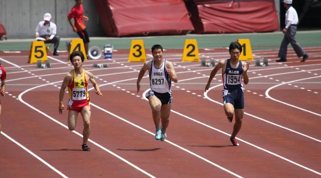 1年坂本_100m