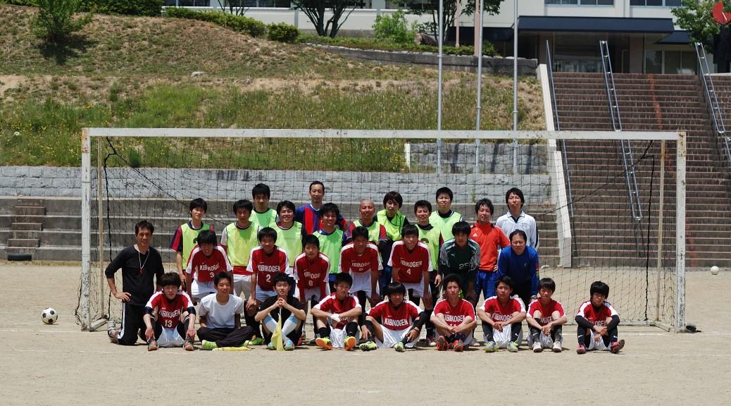 5/31サッカー部練習試合