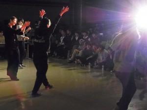 ダンス同好会。