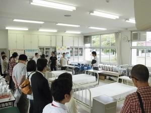 福祉ボランティアコース実習室