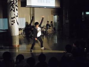 続いてダンス同好会。