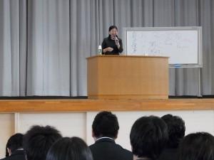 まずは、吉永先生自らのANA採用面接時のエピソード。