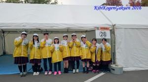 おかやまマラソンボランティア(11/13)