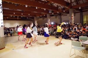 ダンス同好会女子全学年