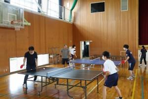 健康スポーツコース(各種競技)。