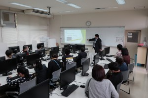 情報システムコース実習室