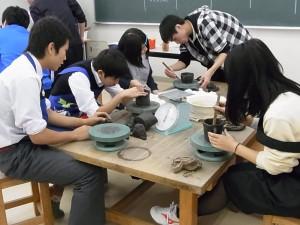 陶芸デザインコース