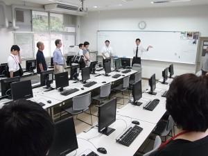 情報処理実習室(情報システムコース)