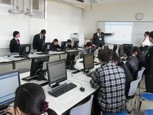 情報システムコース(プログラム体験)