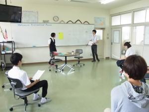 体験学習・英会話(インターナショナルコース)