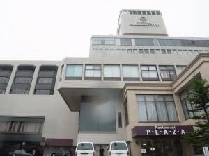 生徒作品展会場(岡山プラザホテル1階ギャラリー)