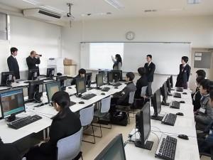 情報システムコース(C言語をつかってプログラム体験)