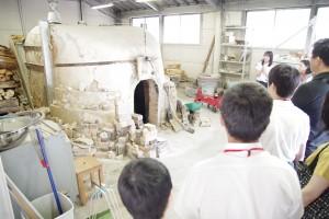 陶芸デザインコース(備前焼登り窯)