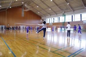 健康スポーツコース(バドミントンなど)