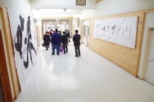 書道教室前(共用棟1階)