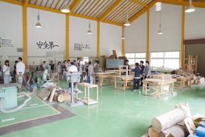 クラフトデザインコース(木材加工)