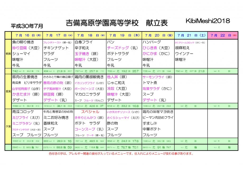 KibiMeshi20180716-0721