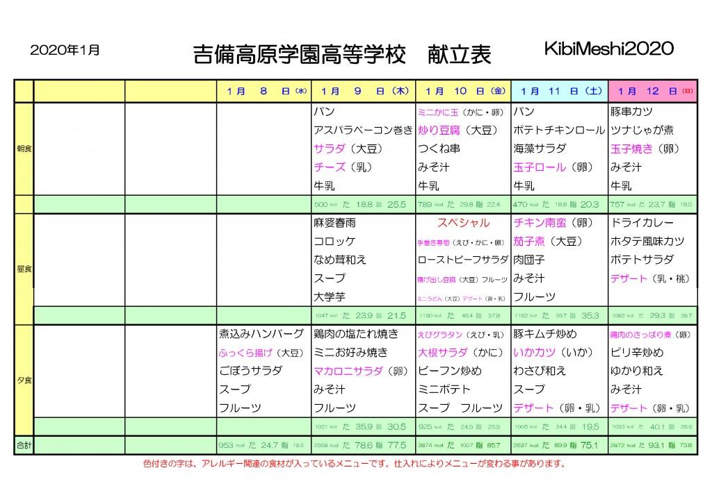 KibiMeshi20200108-0112