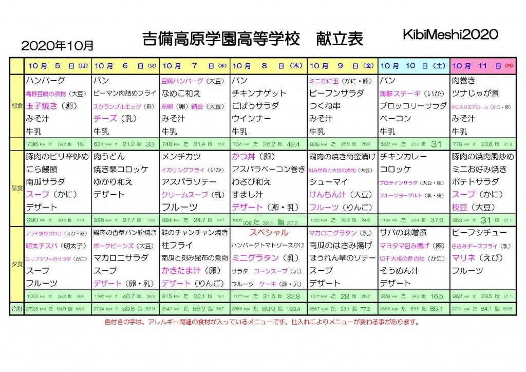 KibiMeshi20201005-1011