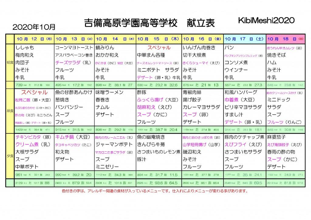 KibiMeshi20201012-1018