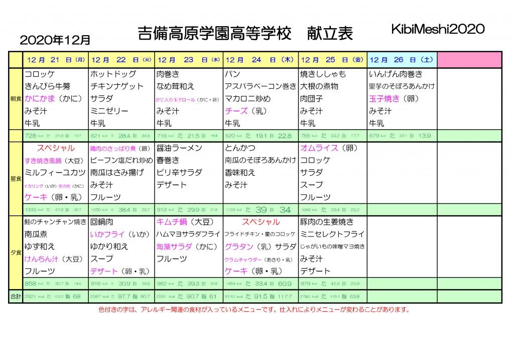 KibiMeshi20201221-1226