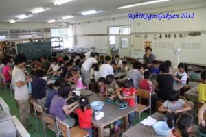 7/28親子陶芸教室