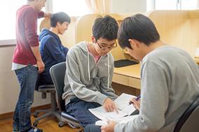 山崎くん勉強