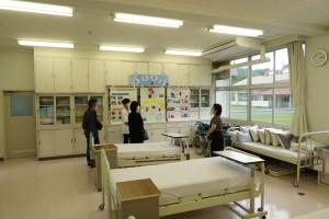 福祉ボランティアコース実習室。
